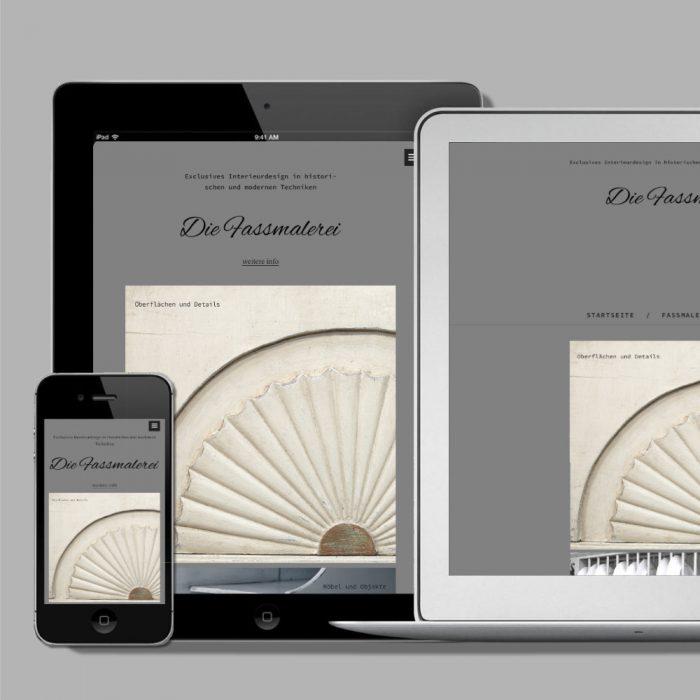 Fassmalerei Hamburg /Website