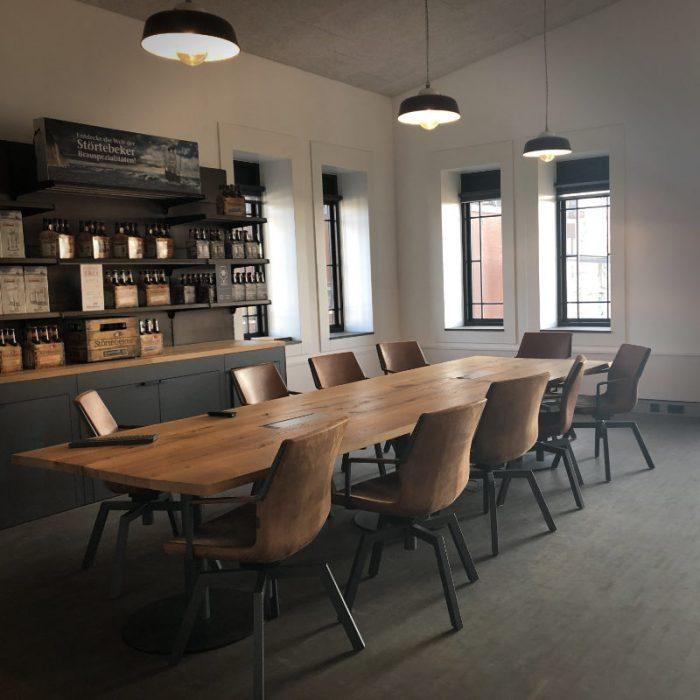 Bauliche Umsetzung / Interiordesign Geschäftsräume Störtebeker