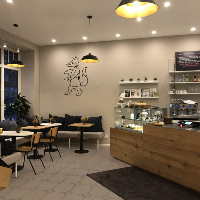 bauliche Umsetzung /Shop-design Monger-Store