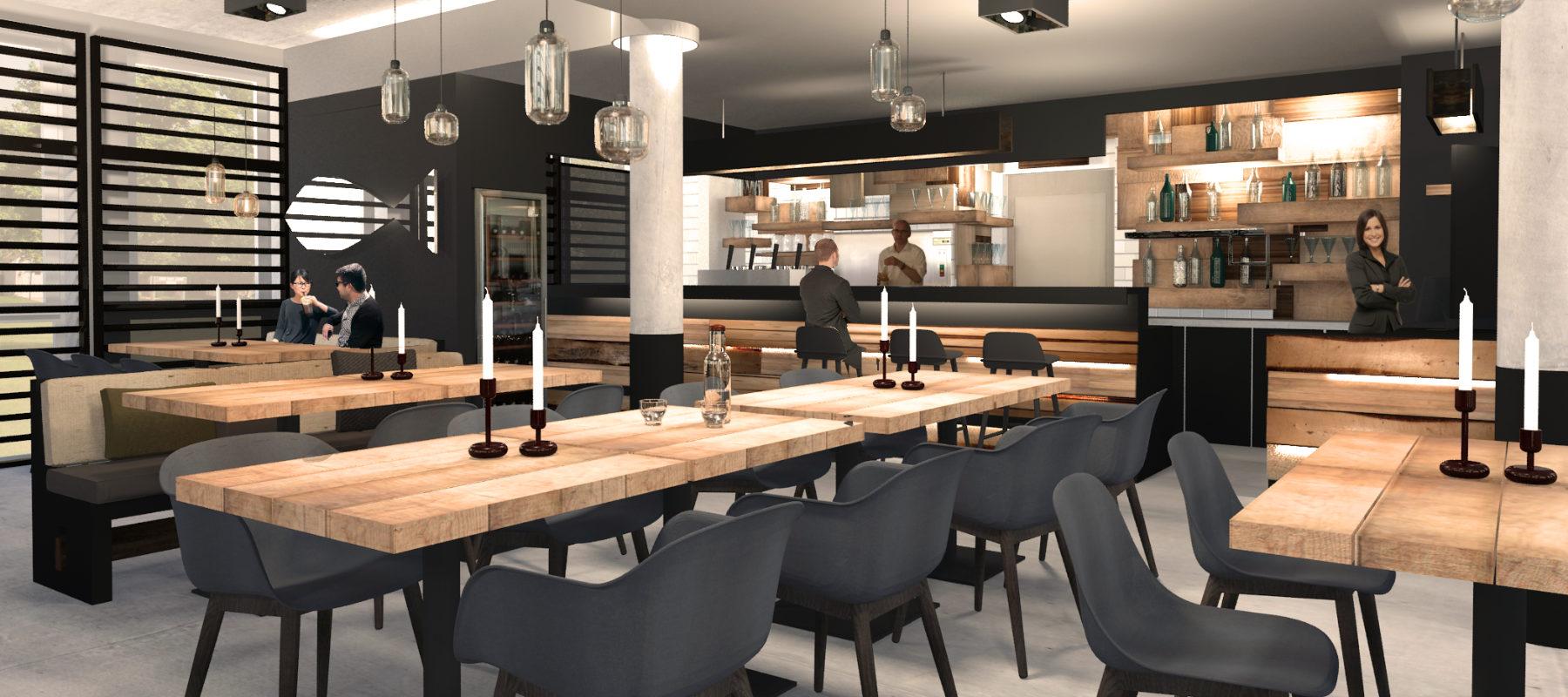 Gastronomie-Design Fischrestaurant