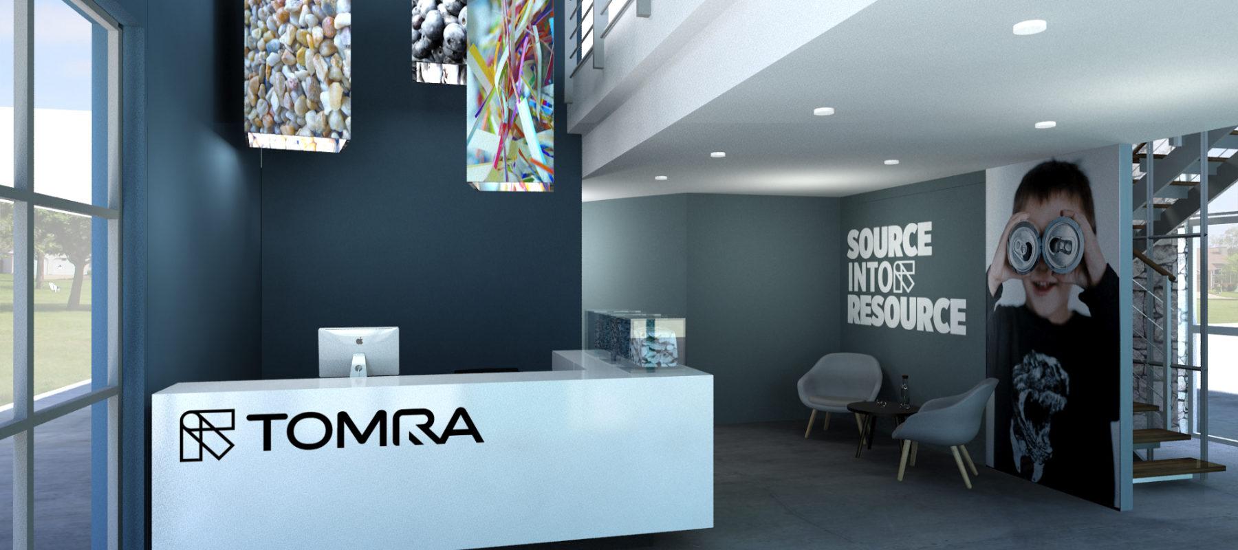 Interior-Design Empfangsbereich Tresen