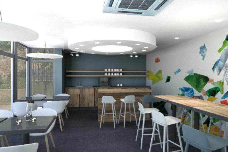 Klick zum Projekt: Interior Design Tomra