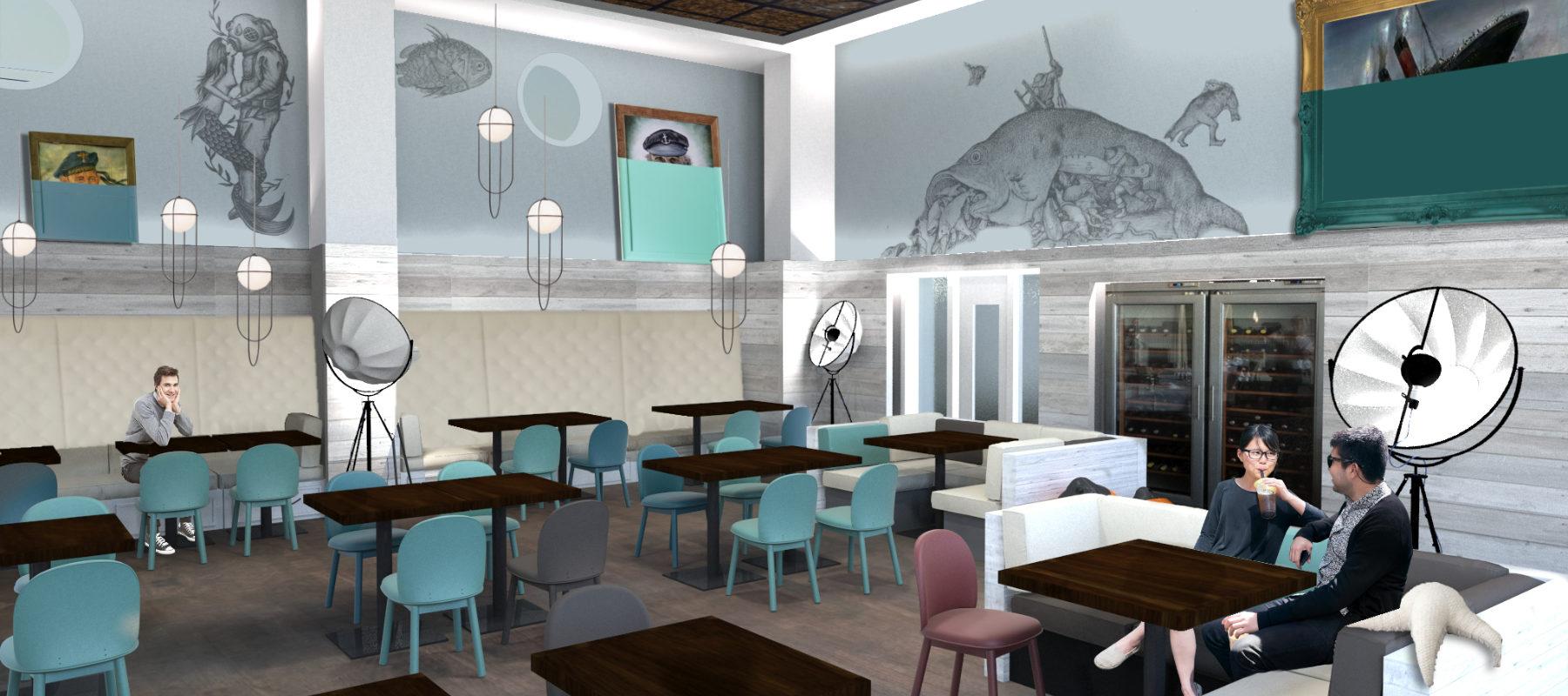 Gastronomie-Design Hotel-Restaurant