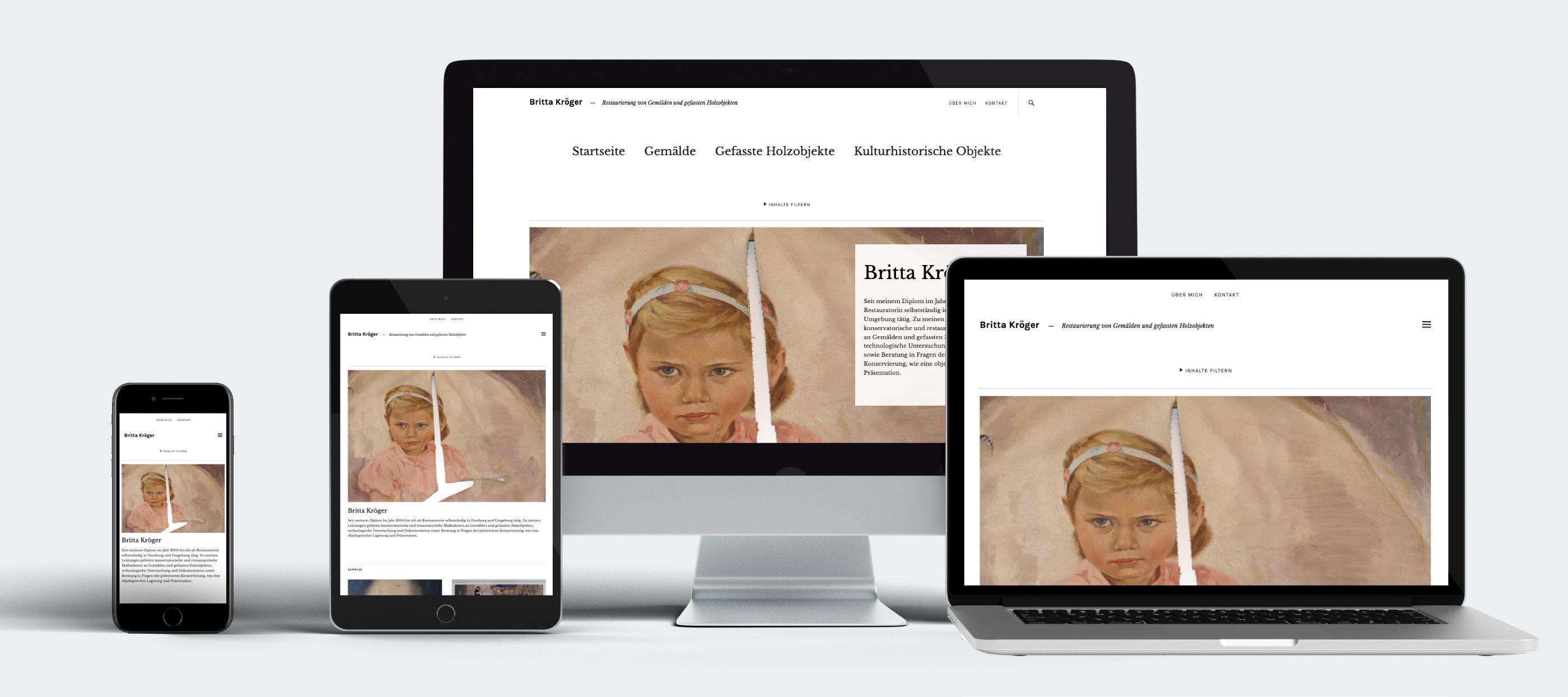 Websitedesign WordPress