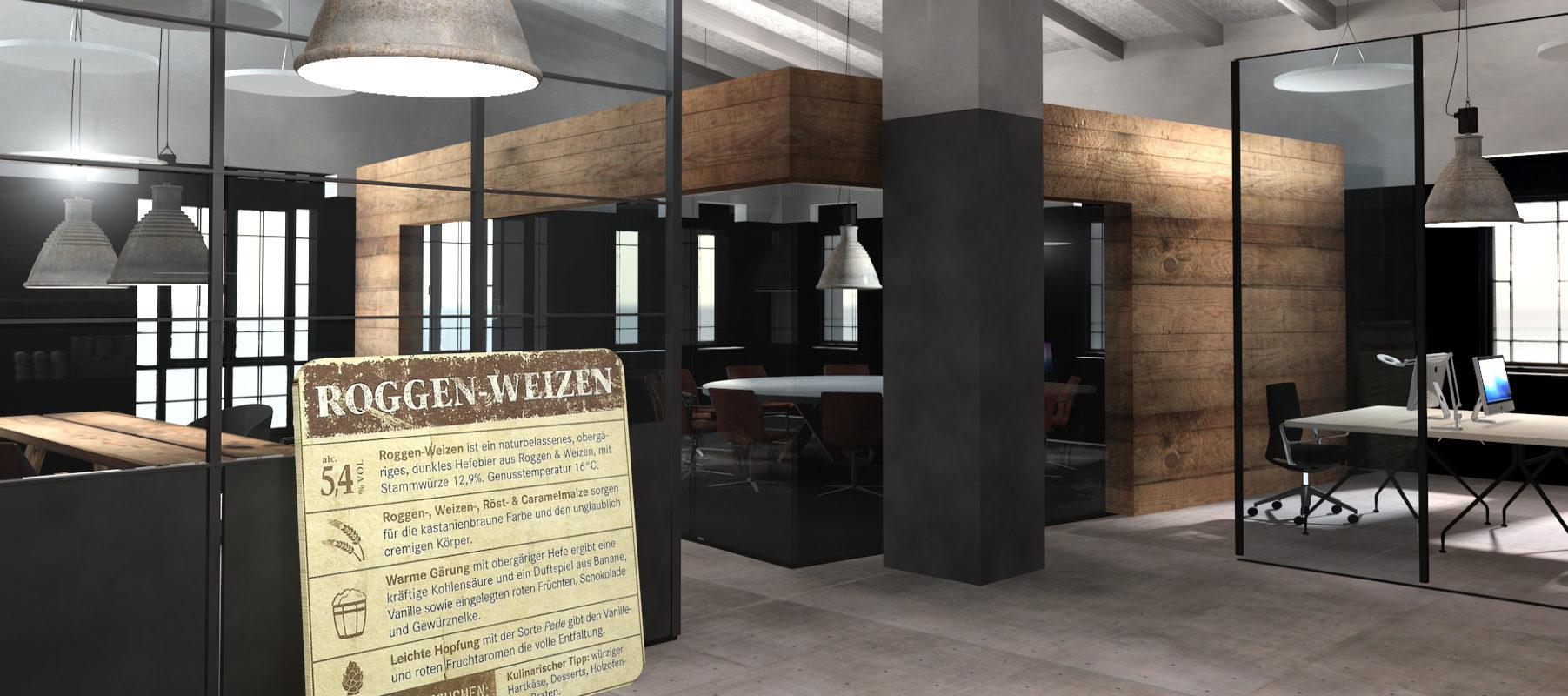 Office-Design Konzepte für Konferenzräume