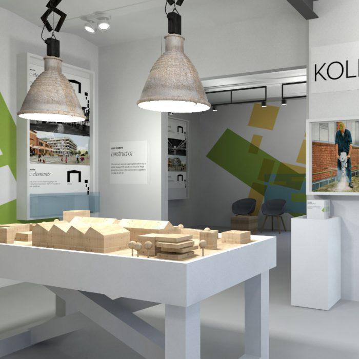 Ausstellungsdesign Kolbenhöfe