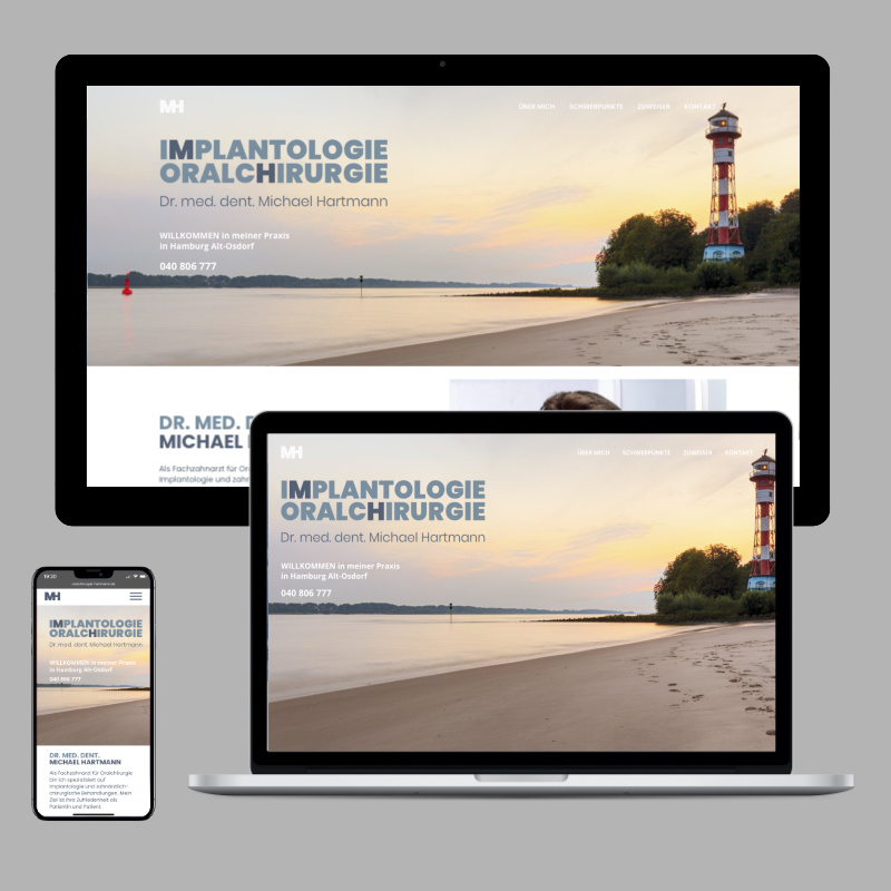 homepage-design-zahnarzt-hamburg